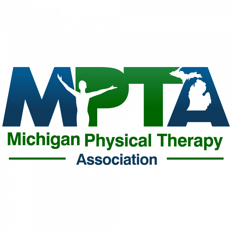 Michigan Physical Therapy Association logo