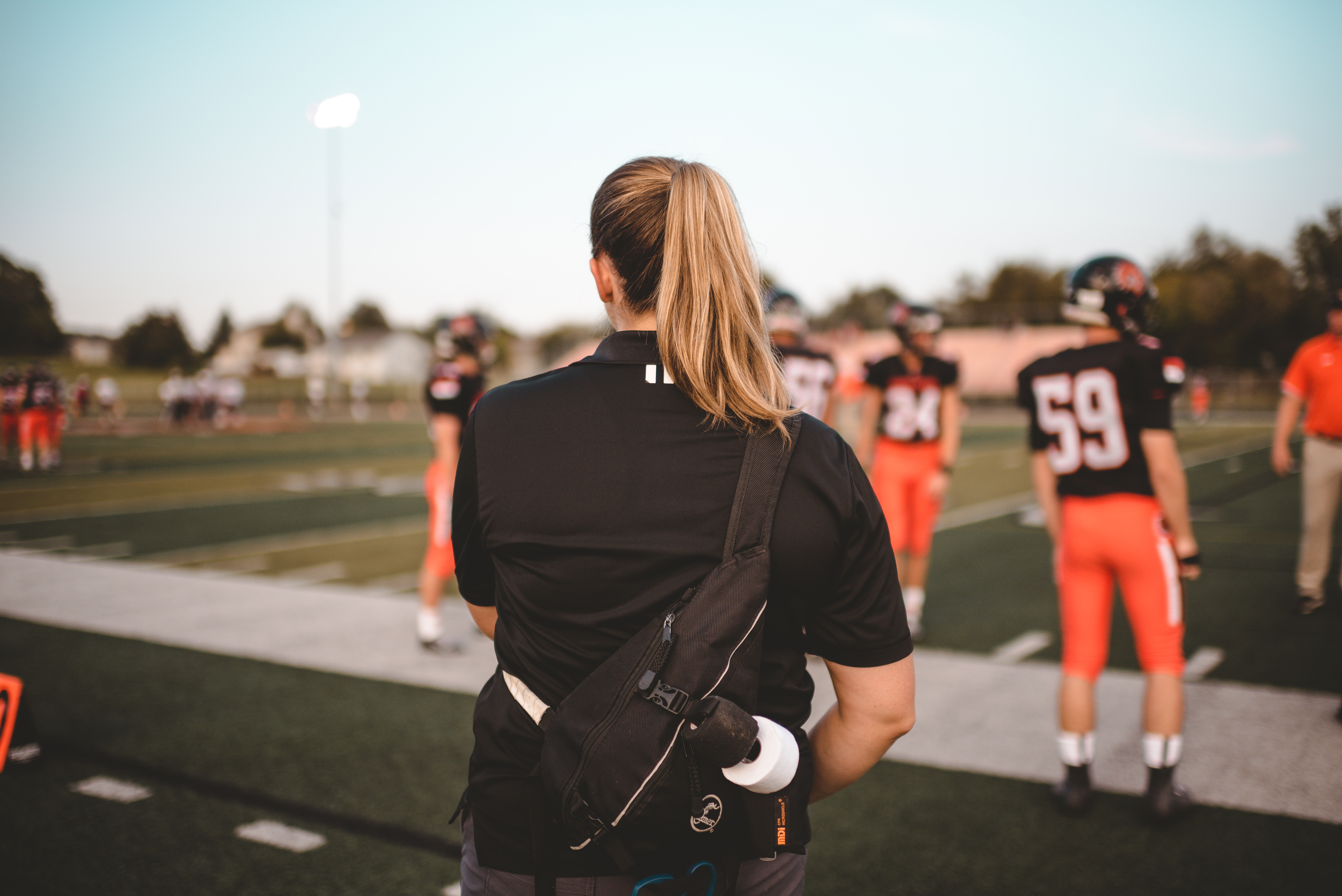 What Does an Athletic Trainer Actually Do? Centrum för  The Center for