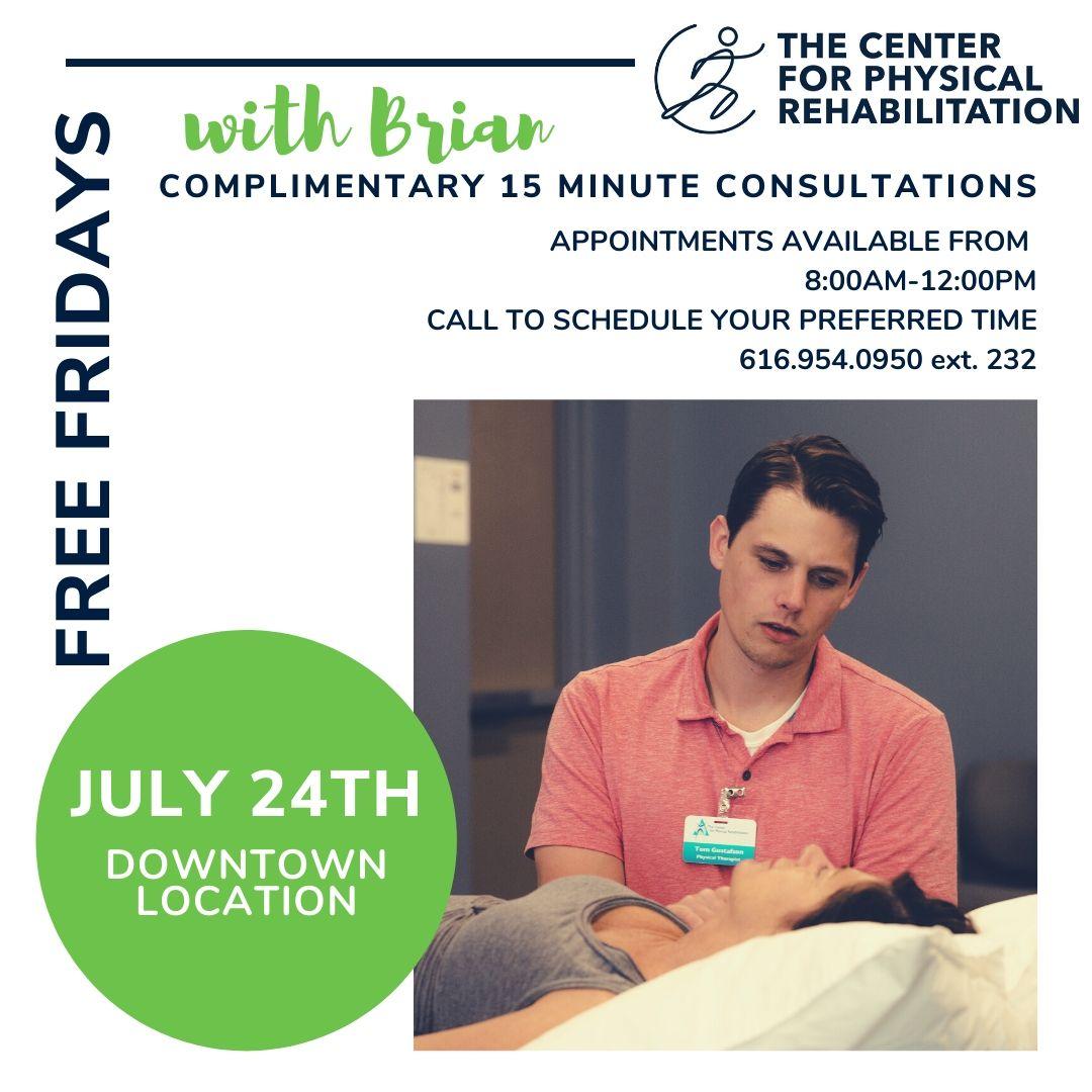 Free Friday flyer