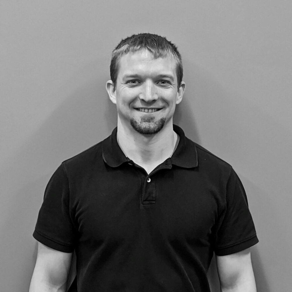 Dustin Karlik Headshot