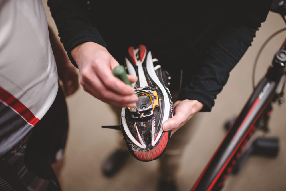 Cycle Cleat