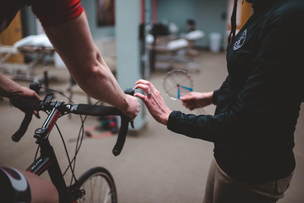 Bike Fit therapist